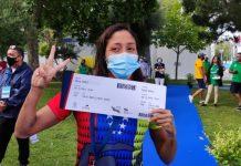 Paola Pérez representará a Venezuela en los Juegos Olímpicos