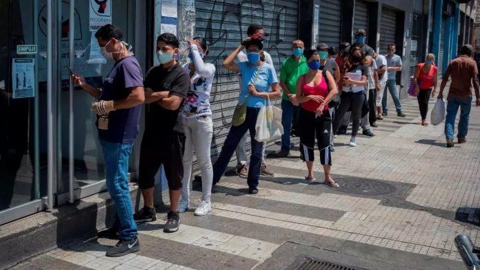 Venezuela registró 1.091 nuevos casos de Covid-19