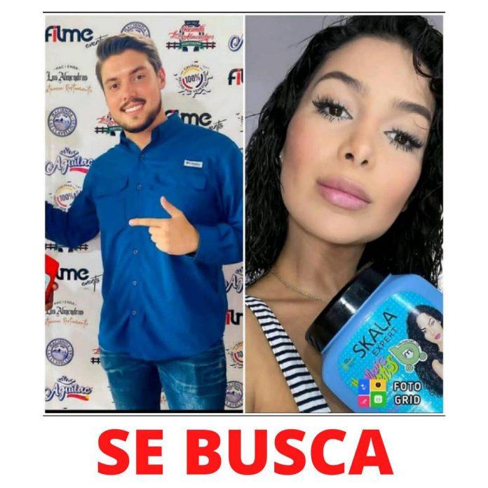 Buscan a dos sujetos en el Táchira
