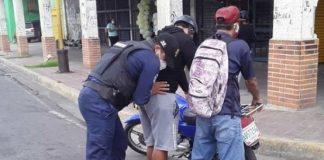 Porte ilícito de arma en Carabobo - Porte ilícito de arma en Carabobo