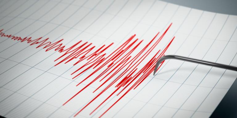 Se registró sismo de magnitud 3.1 al suroeste de Puerto Cabello