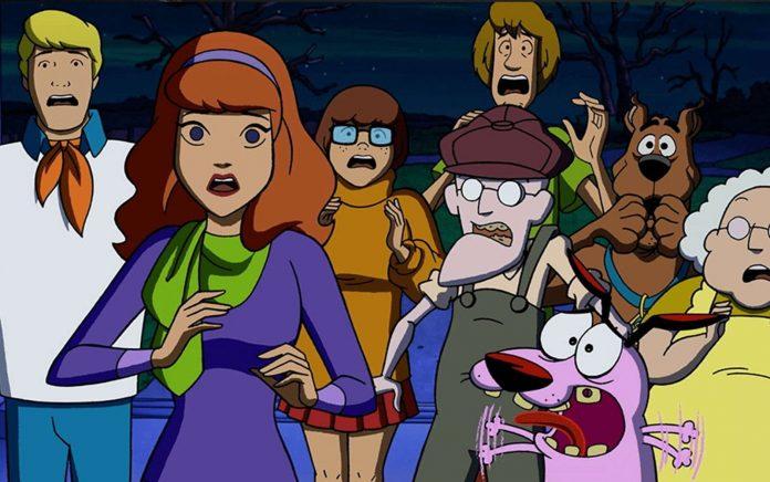 Scooby-Doo y Coraje - Scooby-Doo y Coraje