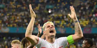 Suiza dio la sorpresa en la Eurocopa al eliminar a Francia