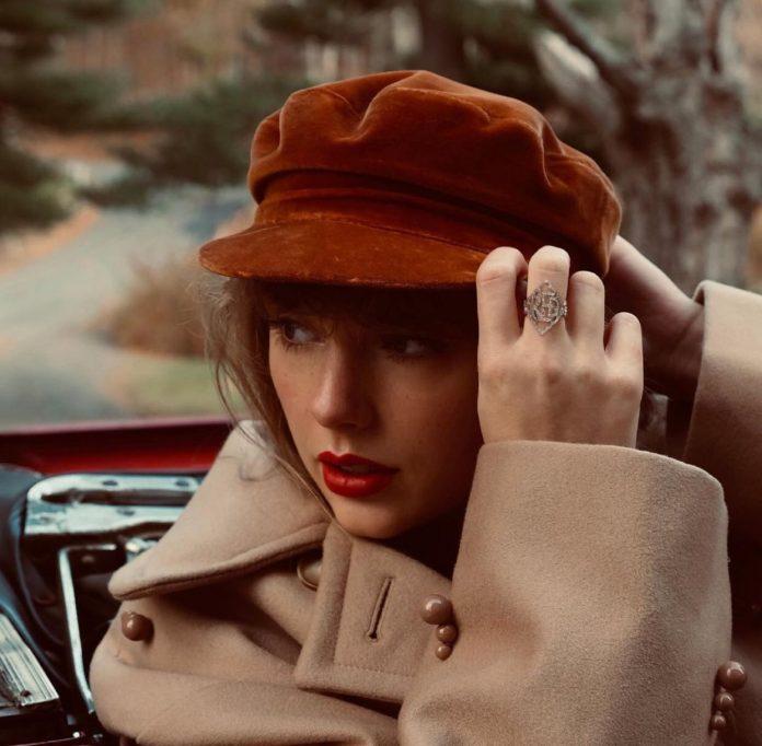 Taylor Swift estrenará nueva versión de