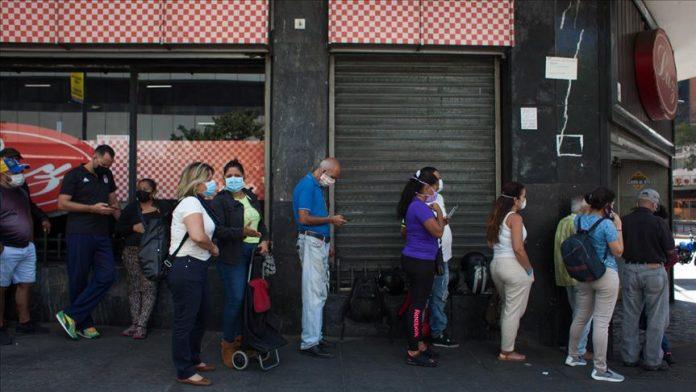 Venezuela registró1.258 nuevos casos de Covid-19