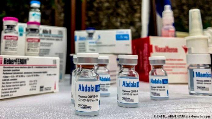 Venezuela recibió primer lote de Abdala
