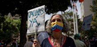 Venezuela registró 1.402 nuevos casos de Covid-19