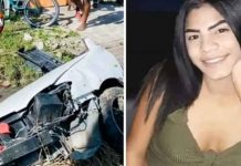 Venezolana murió en accidente de tránsito