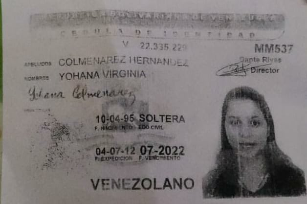 venezolana en Perú