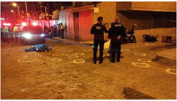 asesinan a dos venezolanos en Perú - asesinan a dos venezolanos en Perú