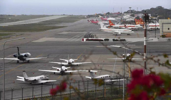 INAC extendió vuelos entre Venezuela y seis destinos internacionales