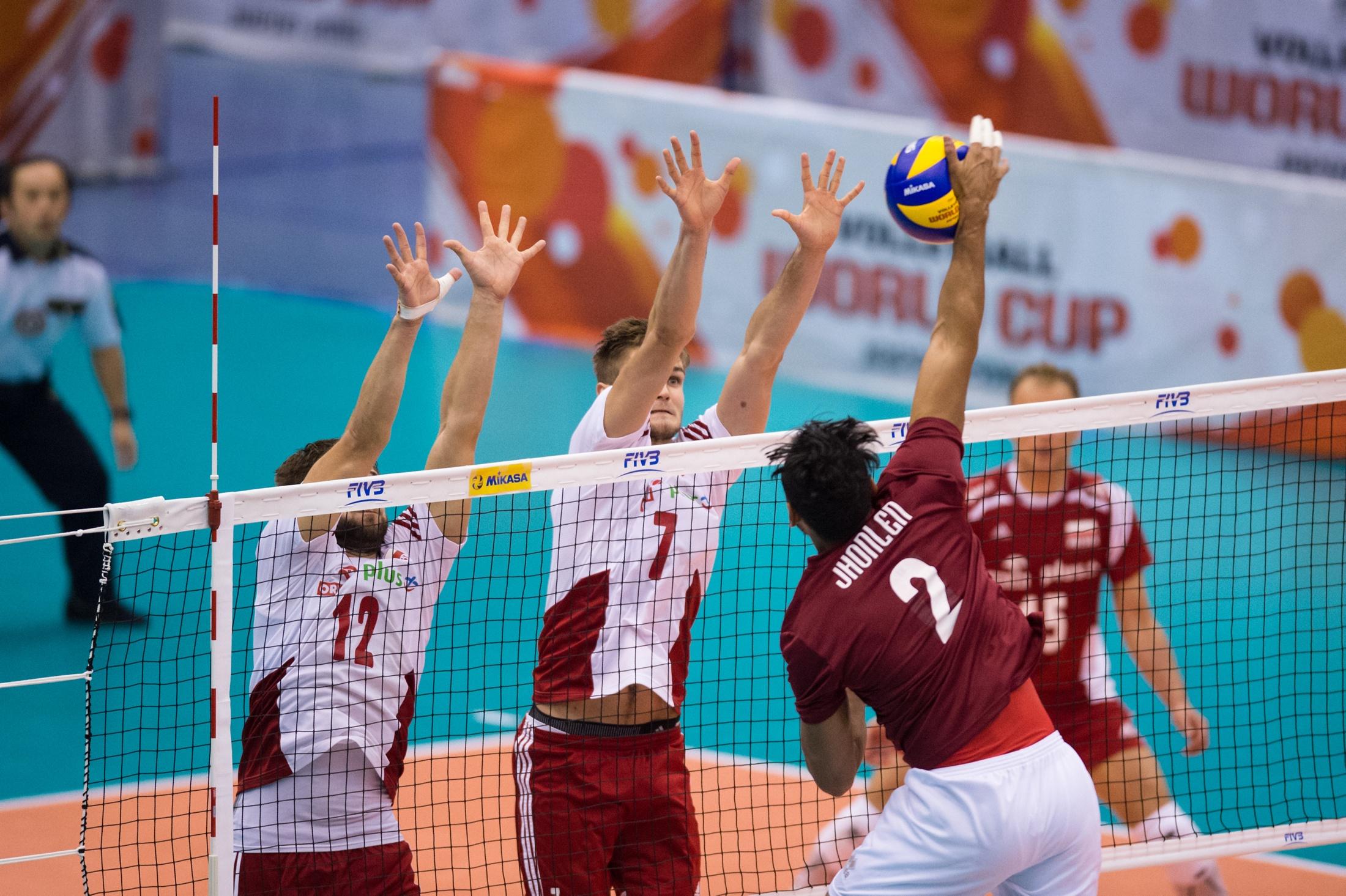 Aislaron a la selección venezolana de voleibol