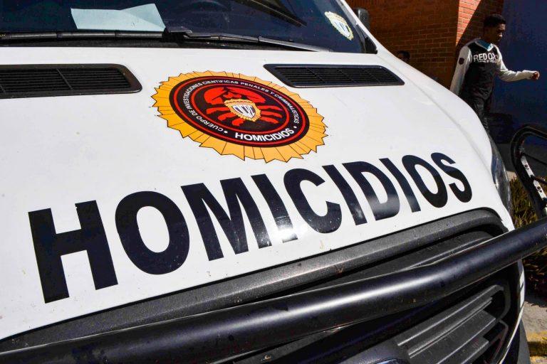 Asesinado a batazos por un celular un hombre en Maracay