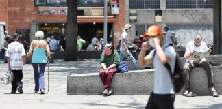 Venezuela registró1.097 nuevos casos de Covid-19