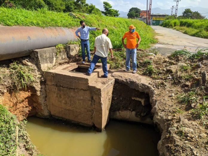 Alcalde León Jurado exige a Hidrocentro