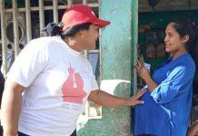 Liliana Ortega recorrió Mocundo