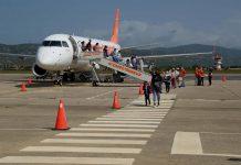 Aeropuerto Internacional Jacinto Lara reanudó sus actividades comerciales