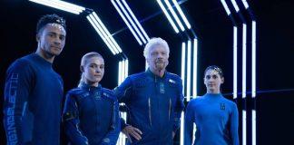 Richard Branson viaja al espacio - Richard Branson viaja al espacio