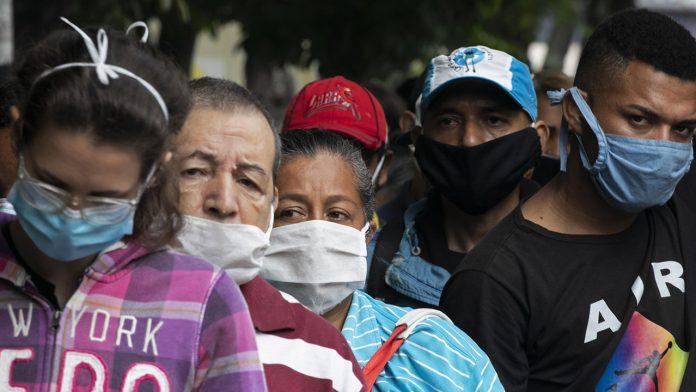 Venezuela registró 1.063 nuevos casos de Covid-19