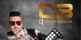DJ carabobeño César Bolívar
