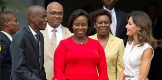 muerte de la primera dama de Haití - muerte de la primera dama de Haití