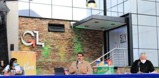 Nicolás Maduro propuso eliminar el sistema 7+7 y pasar a flexibilización amplia