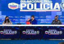 Maduro aprobó recursos para los cuerpos de seguridad del Estado