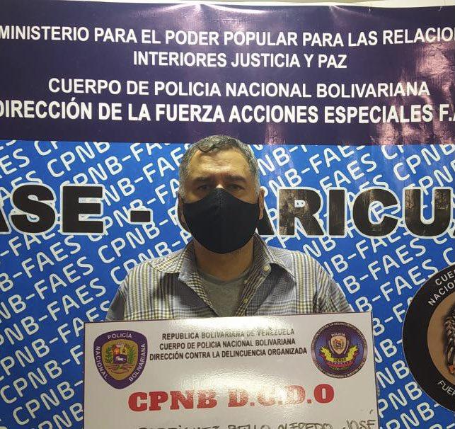 Capturan al director de Banda Show de Caracas - Capturan al director de Banda Show de Caracas