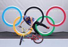 Juegos Olímpicos Tokio 2020 Daniel Dhers obtuvo el tercer lugar en la prueba de BMX Freestyle