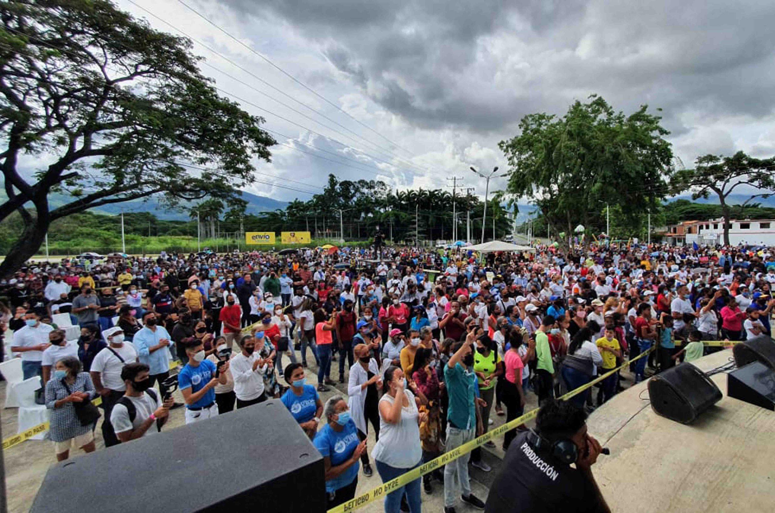 cristianos de Naguanagua