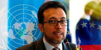 ONU apoyo Alex Saab - Noticias 24 Carabobo