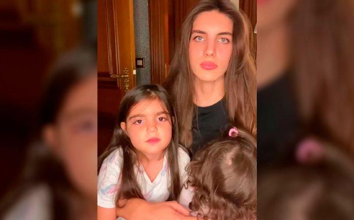 Esposa e hija de Alex Saab - Noticias 24 Carabobo