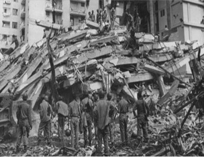 terremoto de Caracas - terremoto de Caracas
