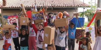 Gobierno de Carabobo entregó juguetes