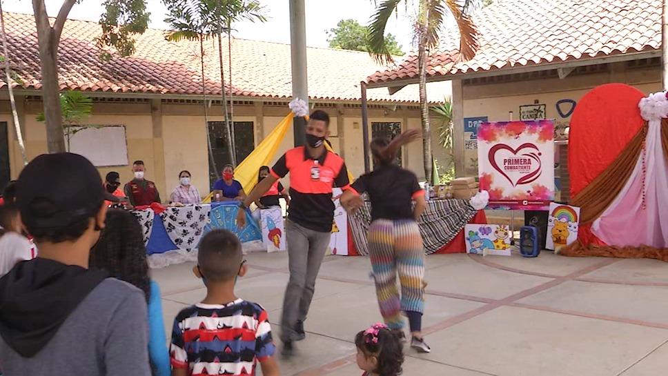 actividad para niños