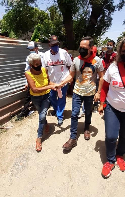 Guacara ratificó respaldo a Vielma Mora - 1