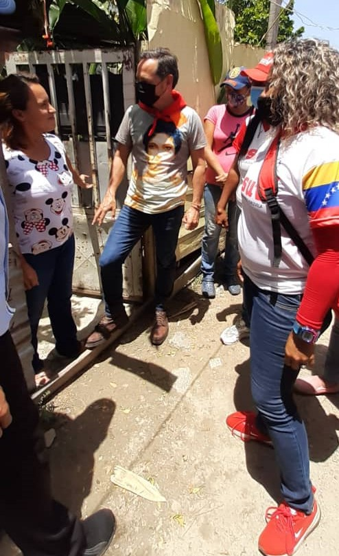 Guacara ratificó respaldo a Vielma Mora - 2