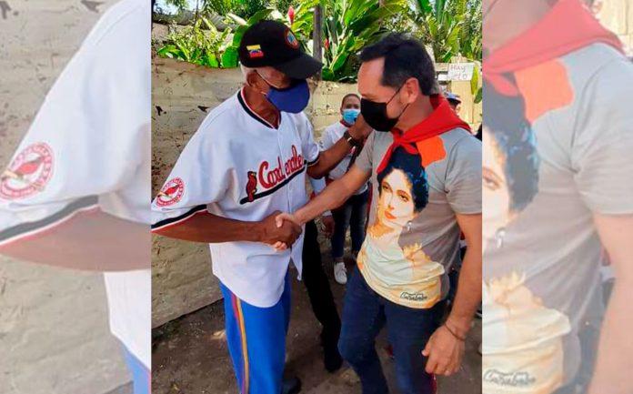 Guacara ratificó respaldo a Vielma Mora