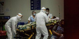 """Guatemala detectó un caso de """"hongo negro"""" en paciente con Covid-19"""