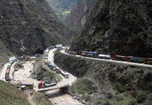 Accidente en la Carretera Central de Perú dejó al menos un fallecido