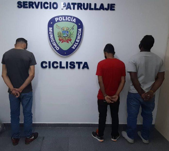 """Polivalencia desmanteló """"Los Parqueros del Centro"""""""