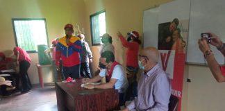 Vielma Mora recorrió Naguanagua