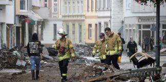 Inundaciones en Alemania - Inundaciones en Alemania