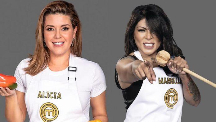 Cantante Marbelle acusa a Alicia Machado - Cantante Marbelle acusa a Alicia Machado
