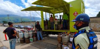 Nueva jornada de distribución de GasDrácula