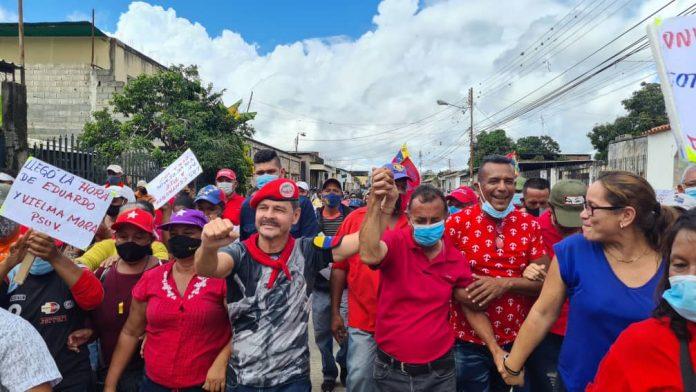 precandidato para la gobernación del estado Carabobo