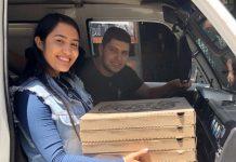 Pareja dueña de una pizzería falleció en un accidente de tráfico