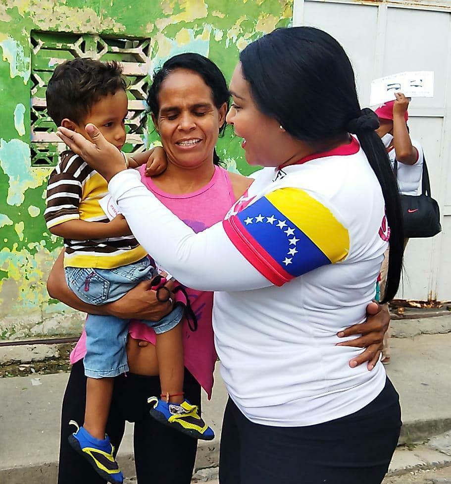 Precandidata del Psuv Liliana Ortega (3)