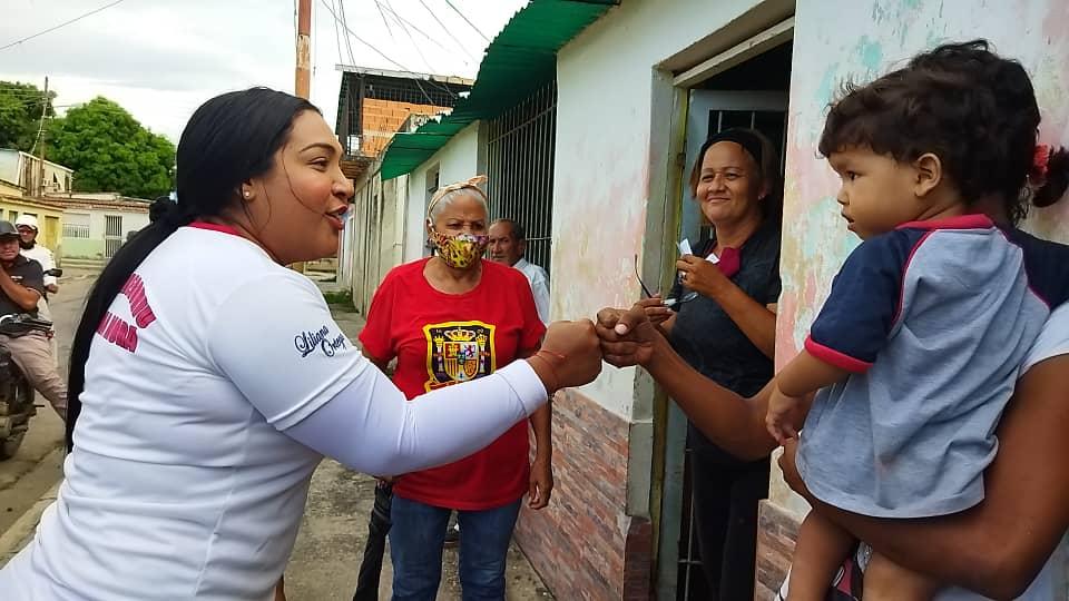 Precandidata del Psuv Liliana Ortega (4)