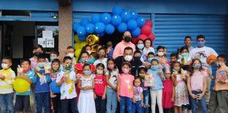 Sesión especial por Día del Niño
